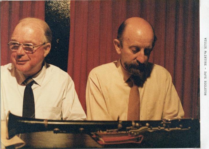 AJM Willie McIntyre + Dave Eggleton Musicians